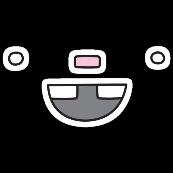 Bunny Face by Nathan Garcia