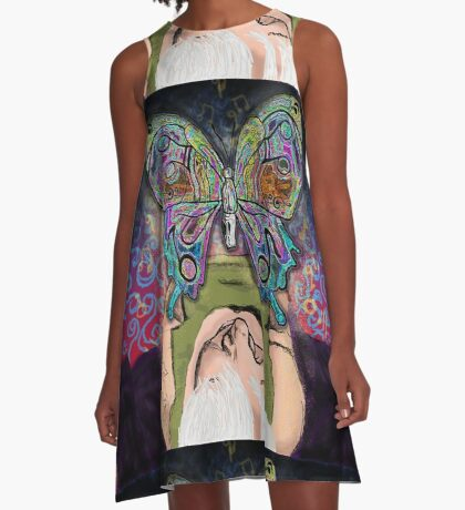 Dreaming the Muse A-Line Dress