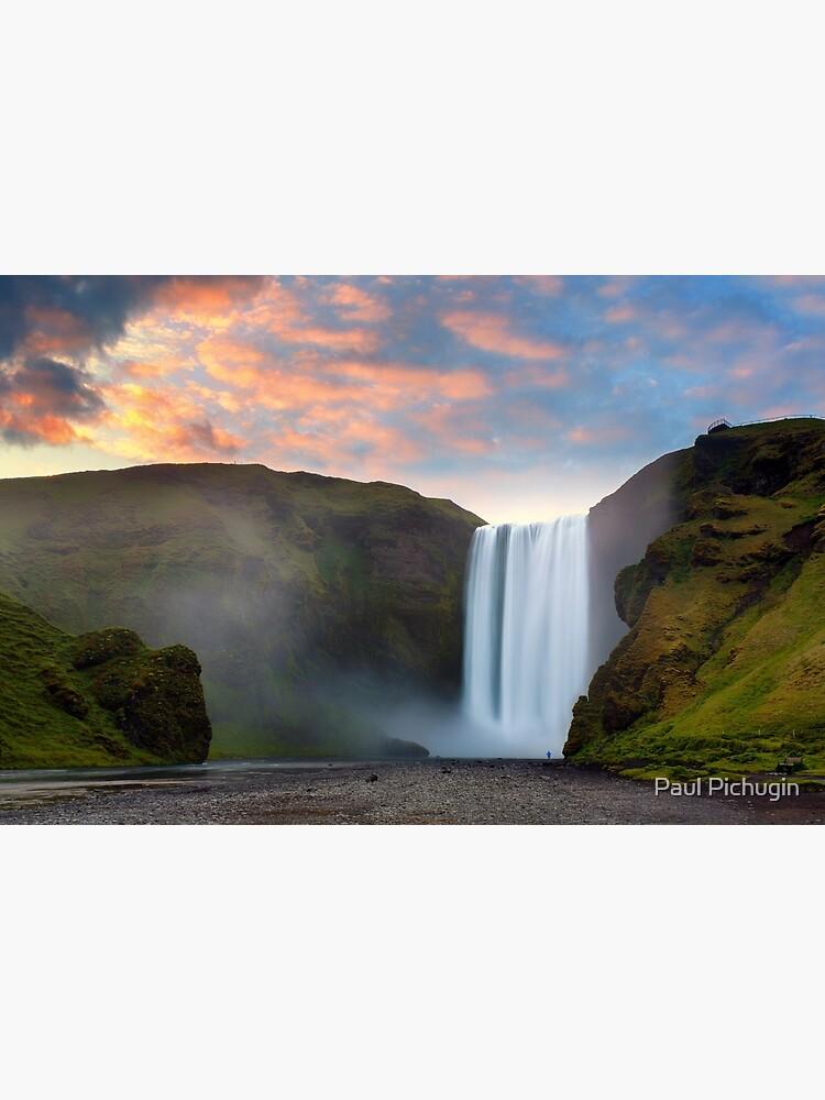 Skogafoss, Iceland by paulmp
