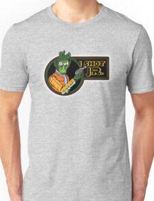 Star Wars - Greedo - I Shot J.R. Unisex T-Shirt