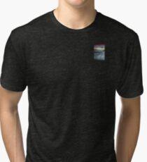 ground layer Tri-blend T-Shirt