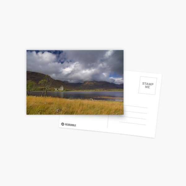Loch Awe Postcard