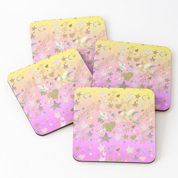 Brightest Star Coasters (Set of 4)