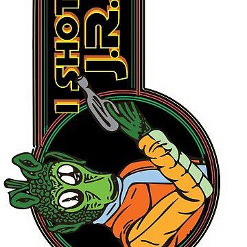 Star Wars - Greedo -I Shot J.R. by Midwestern