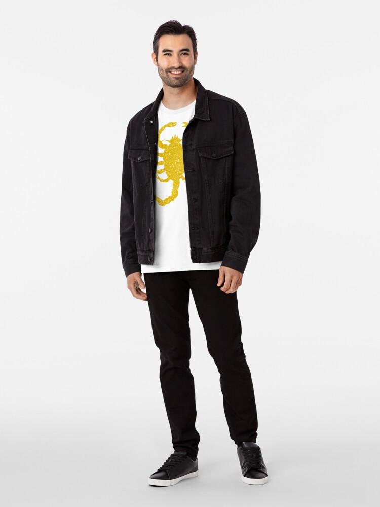 Alternative Ansicht von The Driver's jacket (Drive) Premium T-Shirt