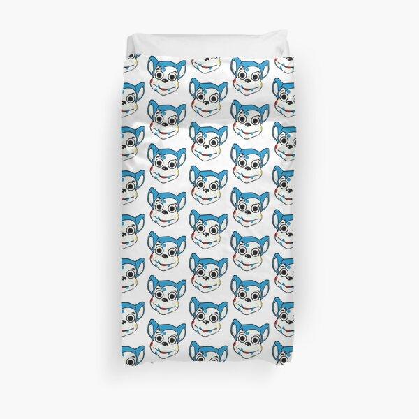 My Chemical Romance Blue Cat Duvet Cover