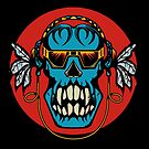 Native Indian Skull Music by StickaBomb