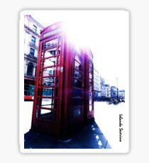 london in love telephone Sticker