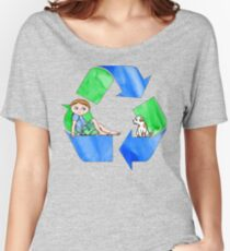 Boys Love the Planet, Too Women's Relaxed Fit T-Shirt