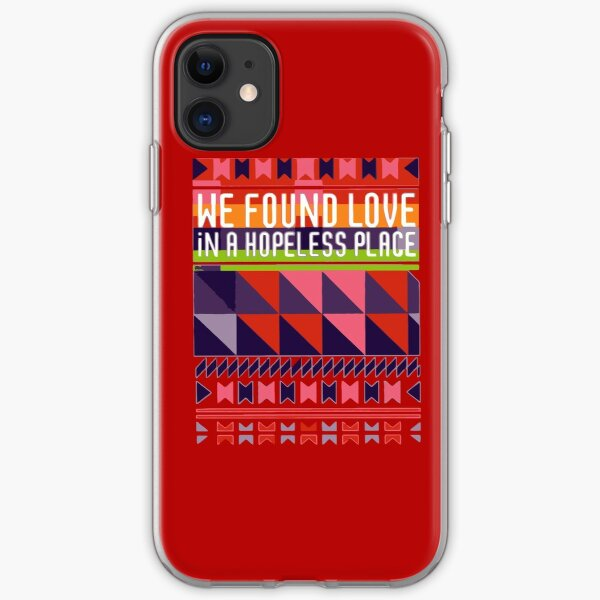 We Found Love in a Hopeless Place iPhone Soft Case