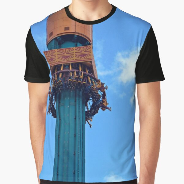 Falcon's Fury Graphic T-Shirt