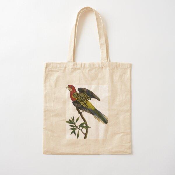 Nonpareil Parrot Cotton Tote Bag