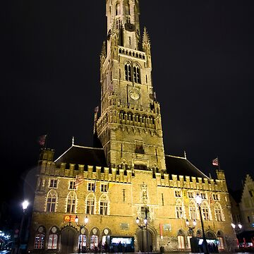Brugge at Night by ChrisSinn