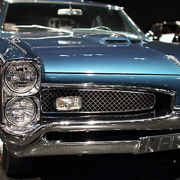 Pontiac GTO by wingtong168