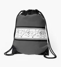 Musical Grey Spiritwear - Thick Drawstring Bag