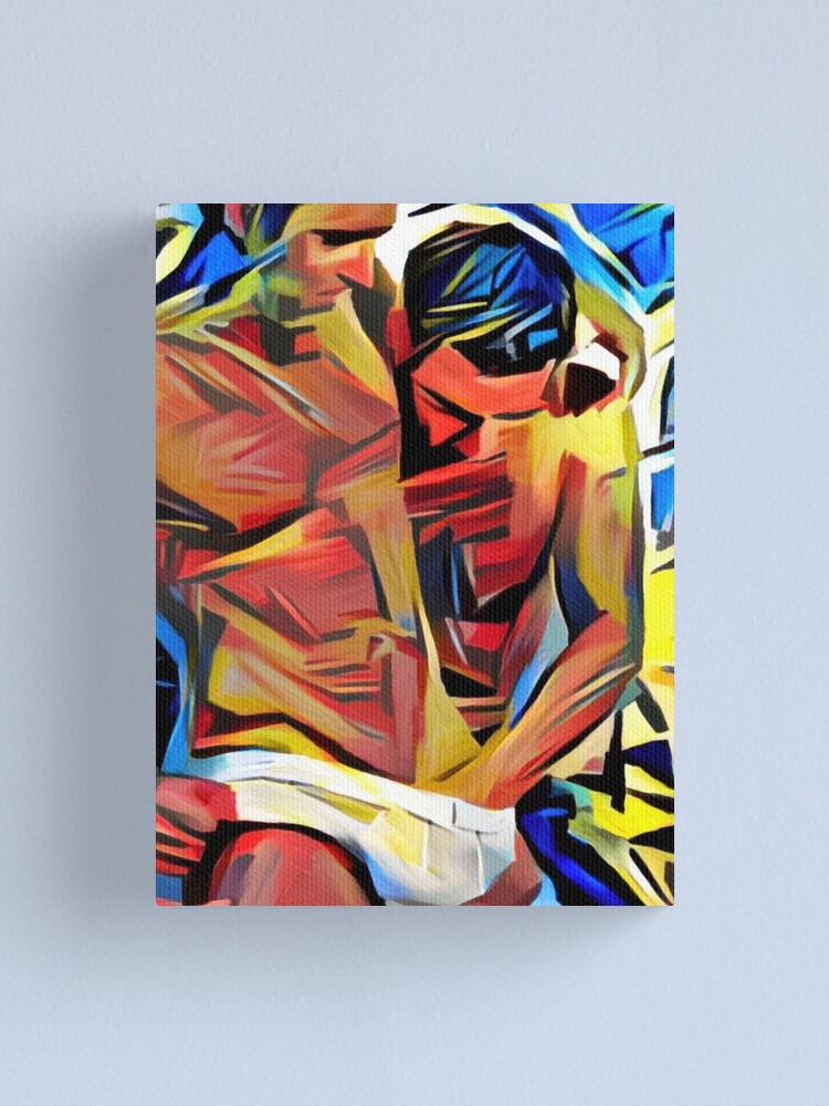 Alternate view of Let Me Feel It Canvas Print