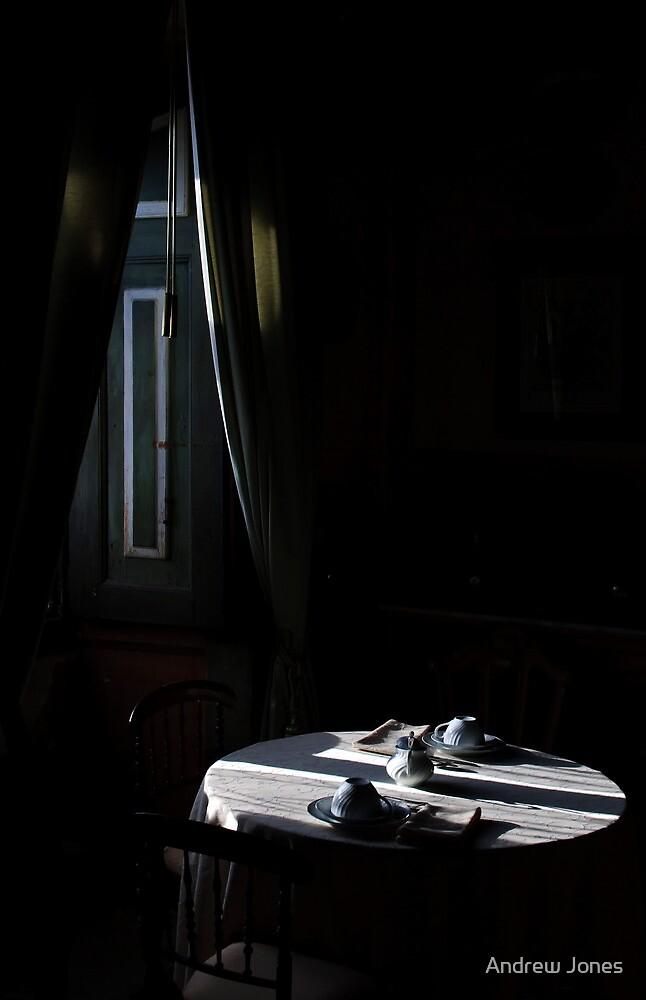 set for light by Andrew Jones