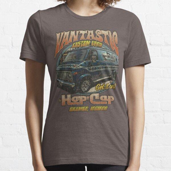 Vantastic Custom Vans by Hop Cap Essential T-Shirt