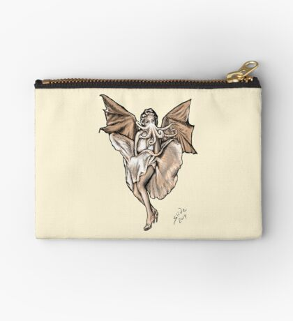 Cthulyn Monroe, 2014 Zipper Pouch