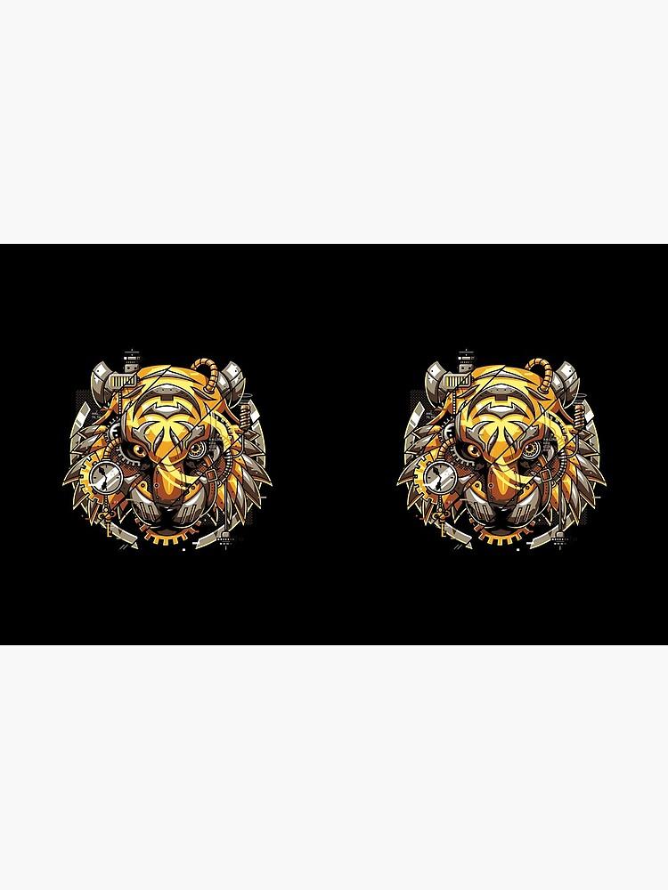 Digitalized Tiger by anggatantama