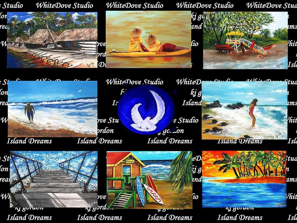 WhiteDove Studio---------Island Dreams........... by WhiteDove Studio kj gordon
