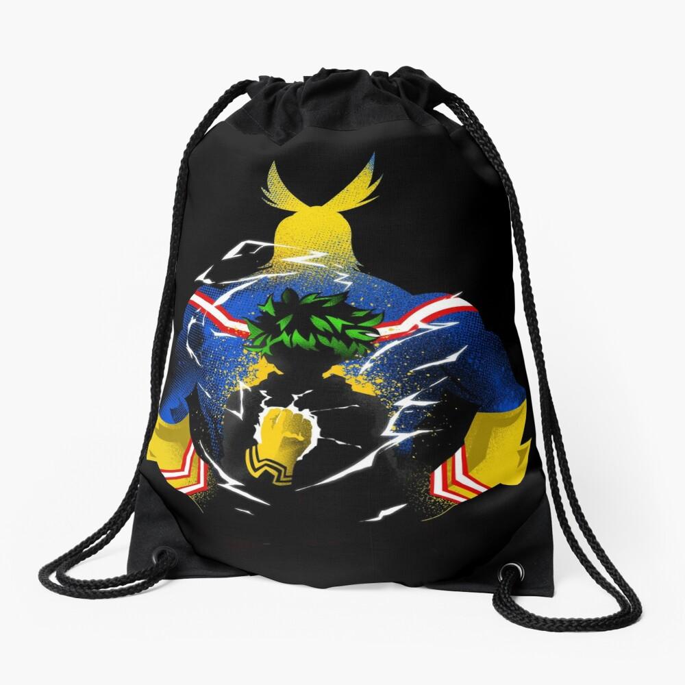 All-MIght! Drawstring Bag