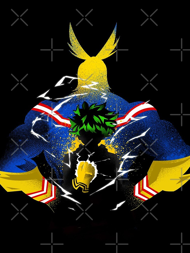 All-MIght! by ChrisDalida