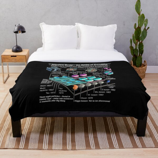 Physics Standard Model Theory  Throw Blanket
