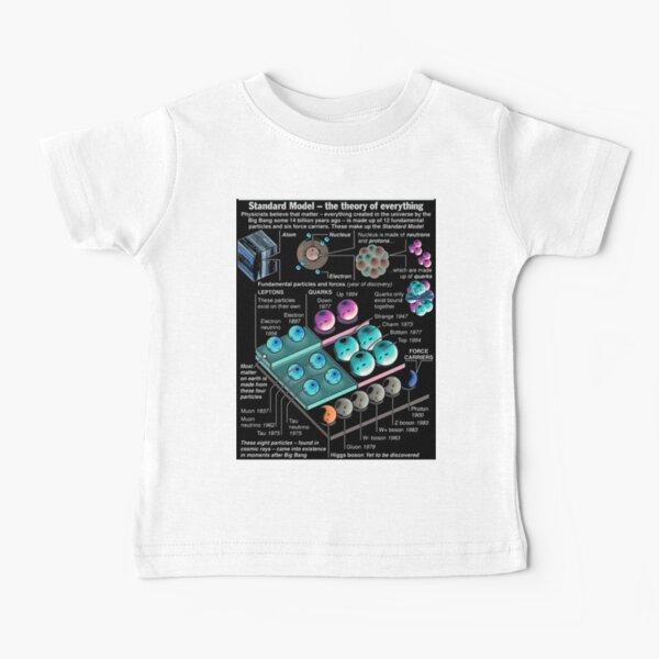 Physics Standard Model Theory  Baby T-Shirt