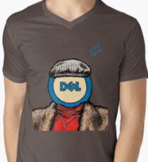 Del, 2014 Men's V-Neck T-Shirt