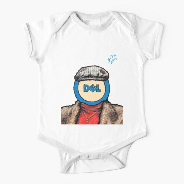 Del, 2014 Short Sleeve Baby One-Piece
