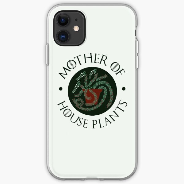 Mother Of House Plants iPhone Soft Case