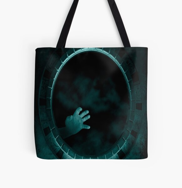 Coming Through All Over Print Tote Bag