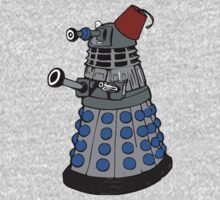 Dalek doctor who fez's are cool 2