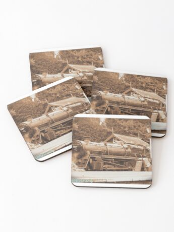 Steam past and present  Coasters