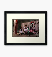 Polish day Framed Print
