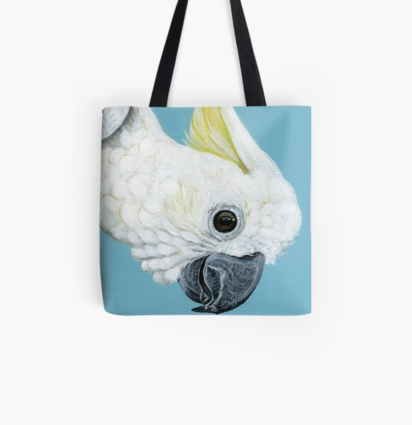 Hanging About All Over Print Tote Bag