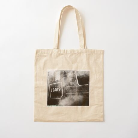 78019 gets steamed up Cotton Tote Bag
