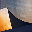 Disney-Gehry Abstract by David Orias