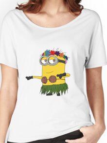 Hawai Minion ! Women's Relaxed Fit T-Shirt