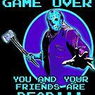Jason Voorhees - NES von American  Artist