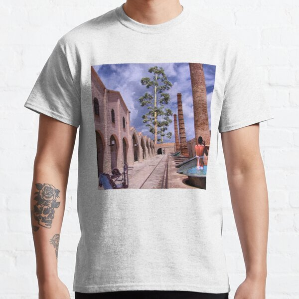 in the manner of De Chirico Classic T-Shirt