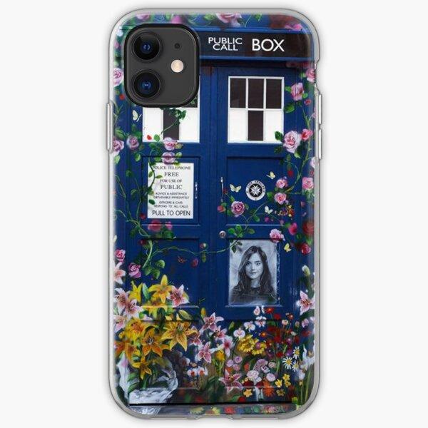 Clara Tribute iPhone Soft Case