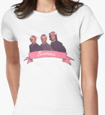 Supernatural Bromance Womens Fitted T-Shirt