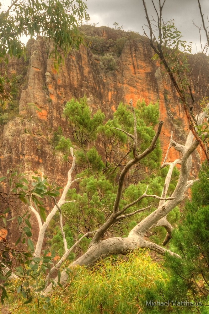 The Colours of the Warrumbungles by Michael Matthews