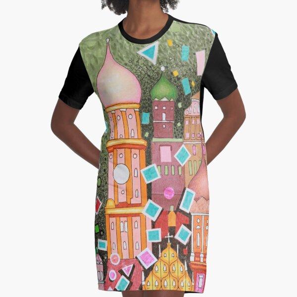 Augsburg T-Shirt Kleid