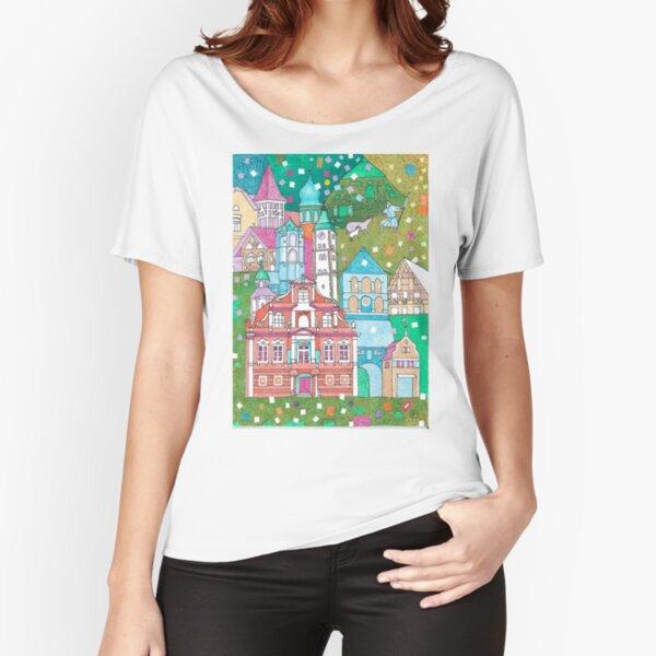 Wangen / Allgäu Loose Fit T-Shirt