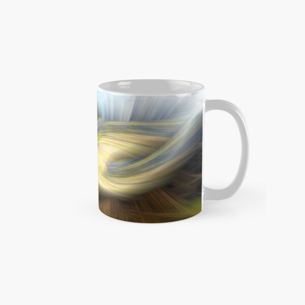 Welsh Mountains Abstract - 1  Classic Mug