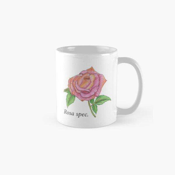 Colorful Rose Classic Mug
