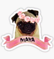 Pewdiepie's Maya Sticker